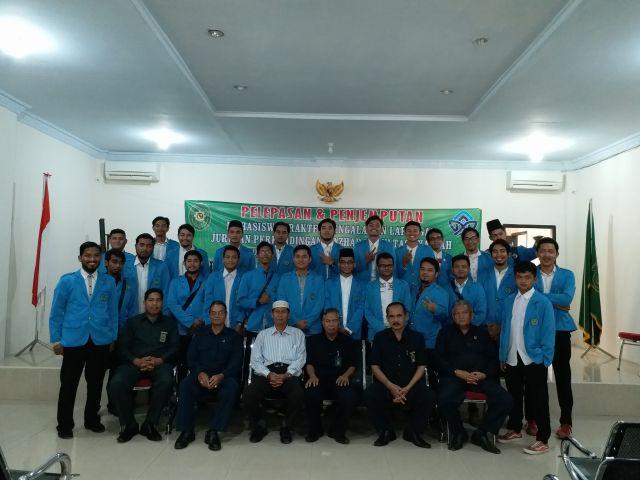 Pelepasan & Penjemputan Mahasiswa PPL Jurusan Perbandingan Mazhab  Universitas Islam Negeri  Sulthan Thaha Saifuddin Jambi