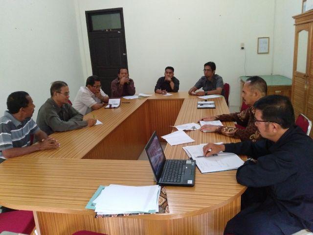 PA Jambi Dalam Rapat Evaluasi Membentuk Tim Rb Reformasi Birokrasi
