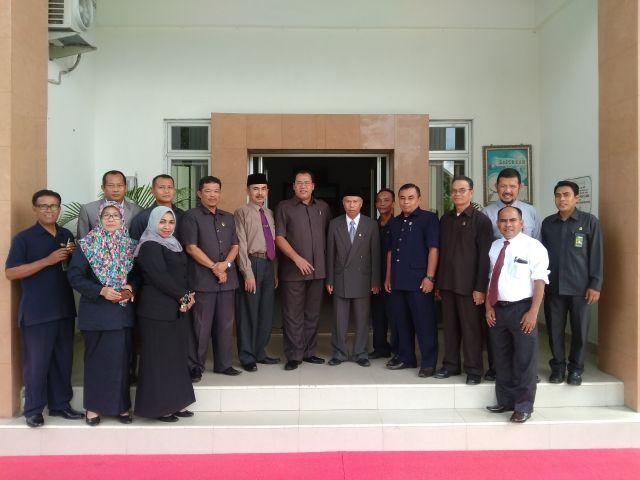 Kunjungan Direktur Ditbinganis PA Ditjen Badilag di PA Jambi